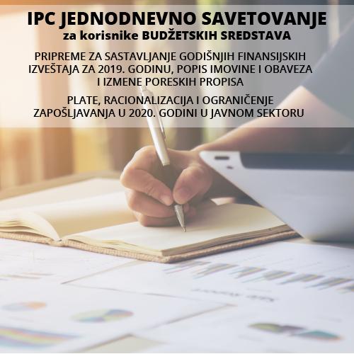 Jednodnevno savetovanje - Beograd